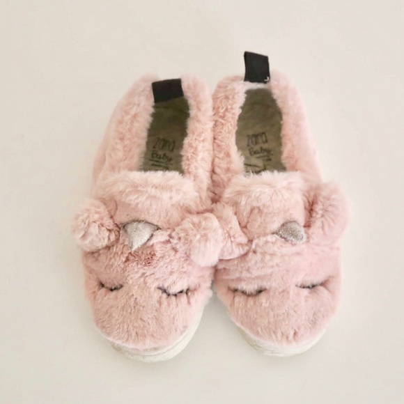 Zara Shoes | Zara Baby Unicorn Shoes